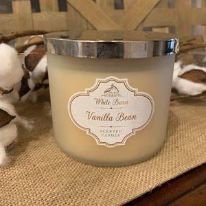 Bath & Body Works Vanilla Bean 3-Wick Candle
